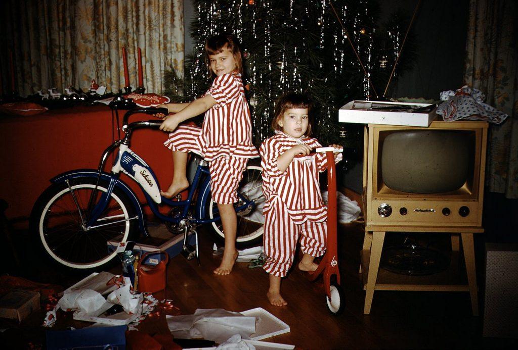 Подарки на Рождество, 1958 год