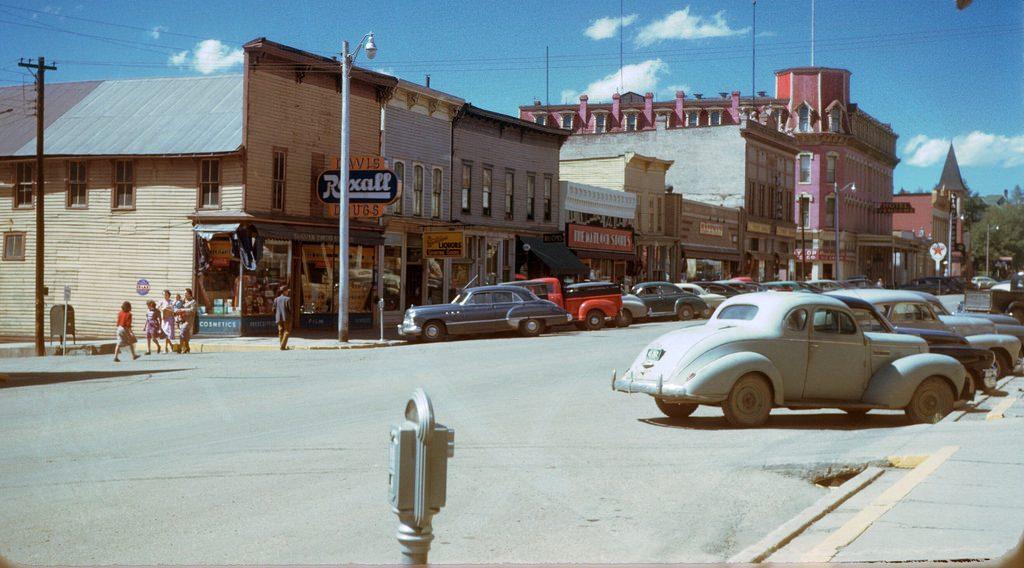 Колорадо, 1950 год