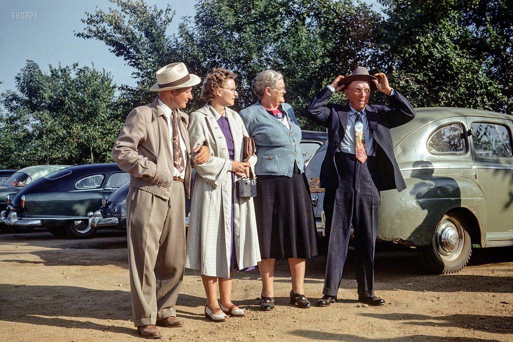 Миннесота, сентябрь 1952-го