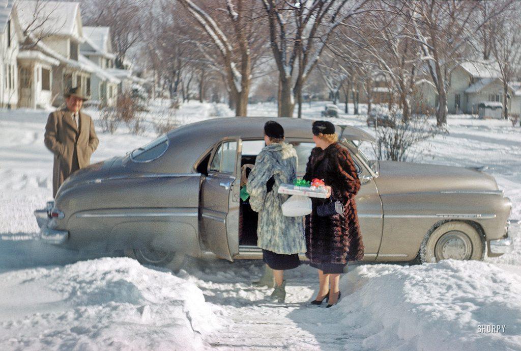 Рождество 1951 года