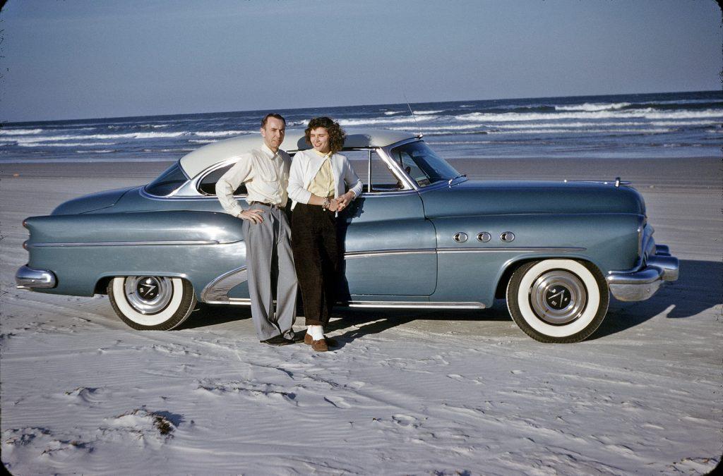 Пляж Дайтона-бич, Флорида