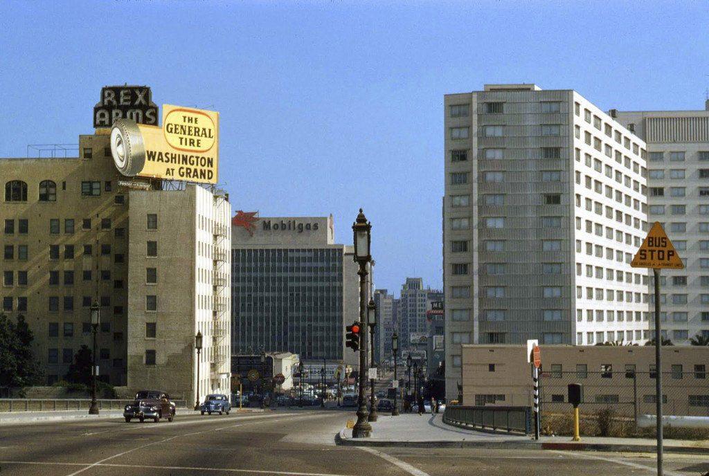 Лос-Анджелес, 1950 год