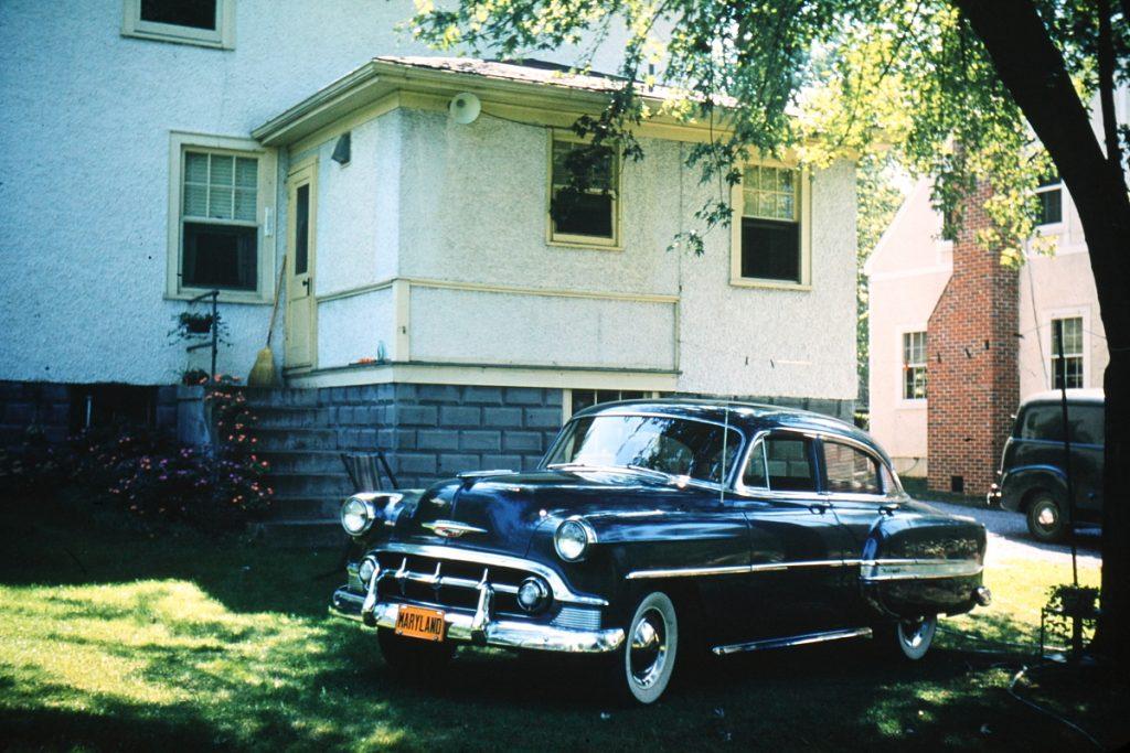 Мэриленд, 1959 год