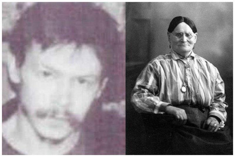 Каннибалы Александр Спесивцев и его мать Людмила