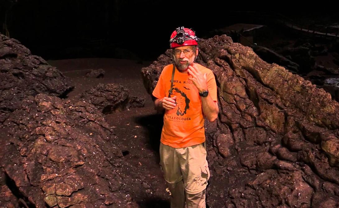 Самая мерзкая в мире пещера