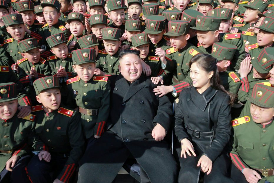 О личной жизни Ким Чен Ына