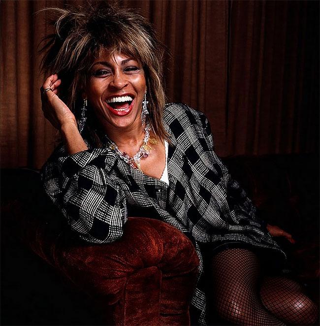 Тина Тёрнер (Tina Turner)