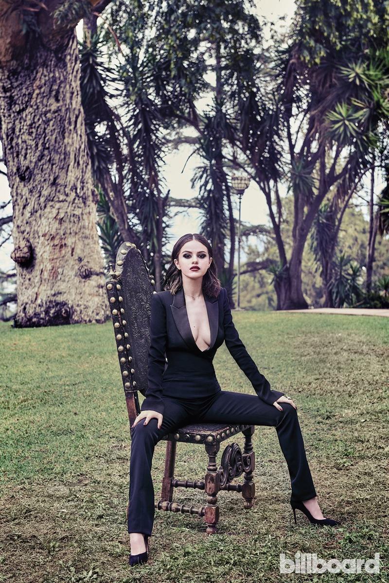 Селена Гомез в журнале Billboard