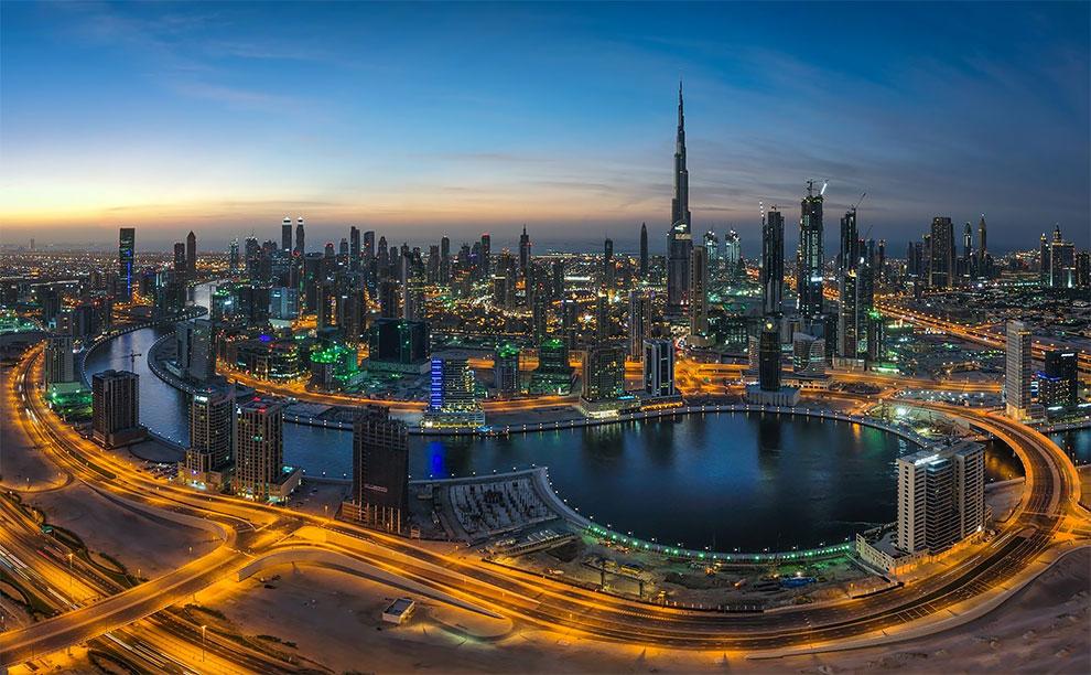 Потрясающие снимки самых роскошных небоскребов Дубая