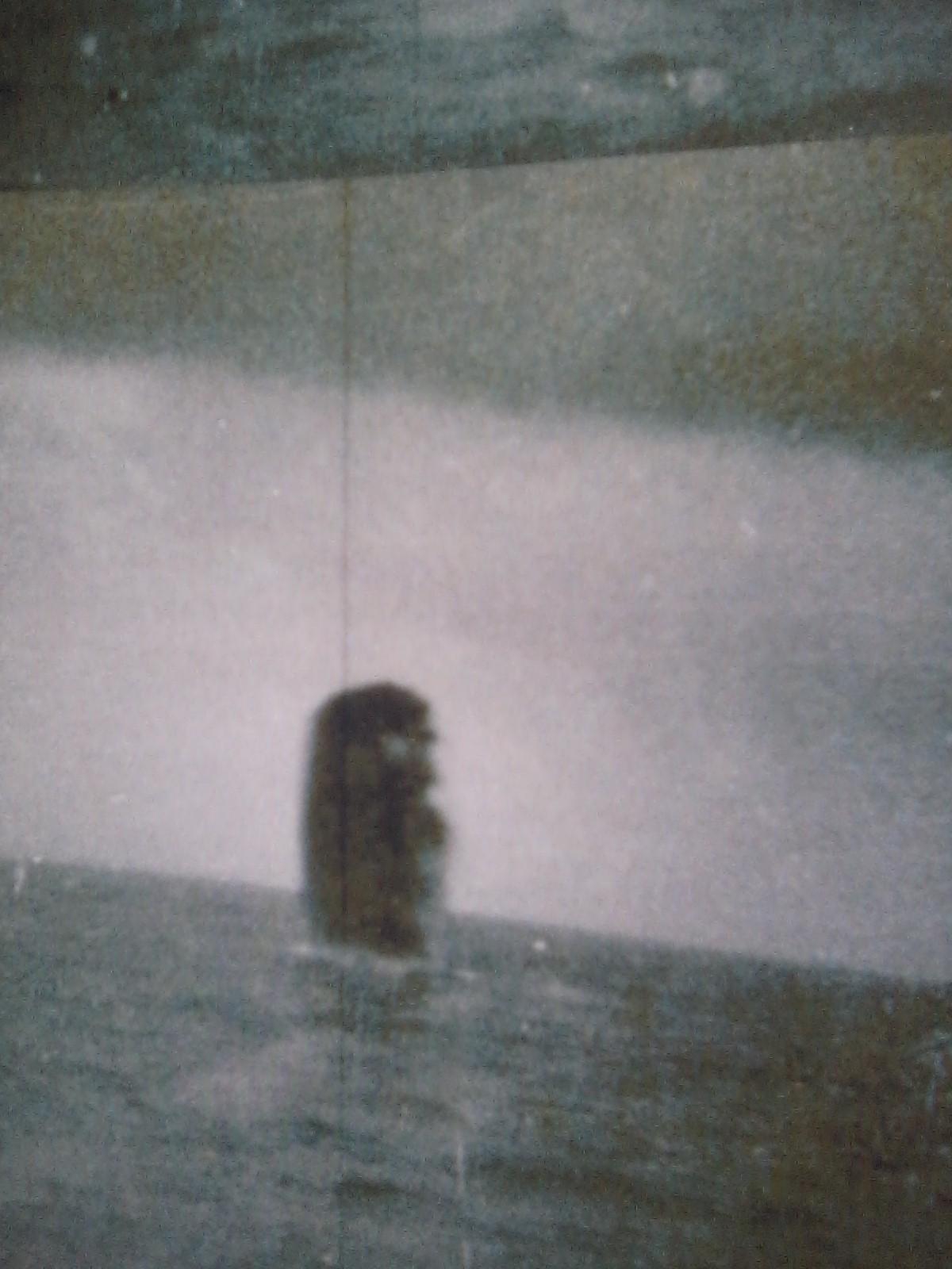 Реальные фотографии НЛО сделанные с подлодки