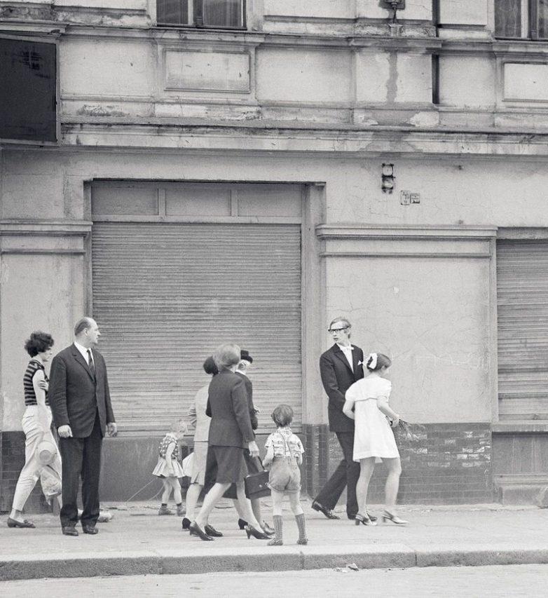 Свадьба в ГДР, 1970-е годы