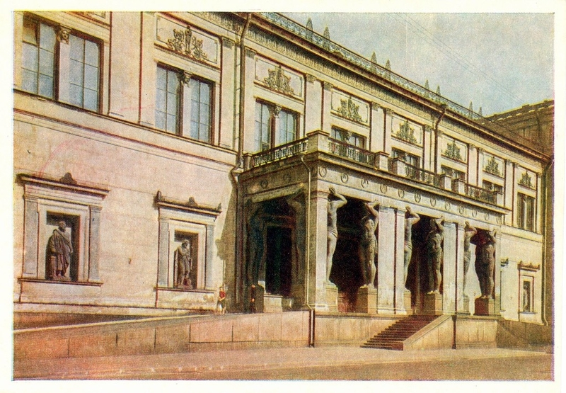 Государственный Эрмитаж, бывший Царский Зимний дворец