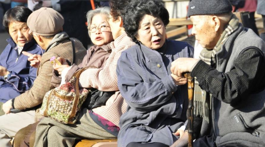Старики в Японии сознательно стремятся попасть в тюрьму