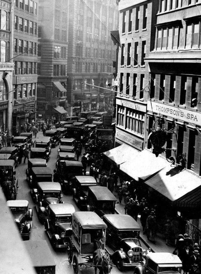 Бостон, 1929