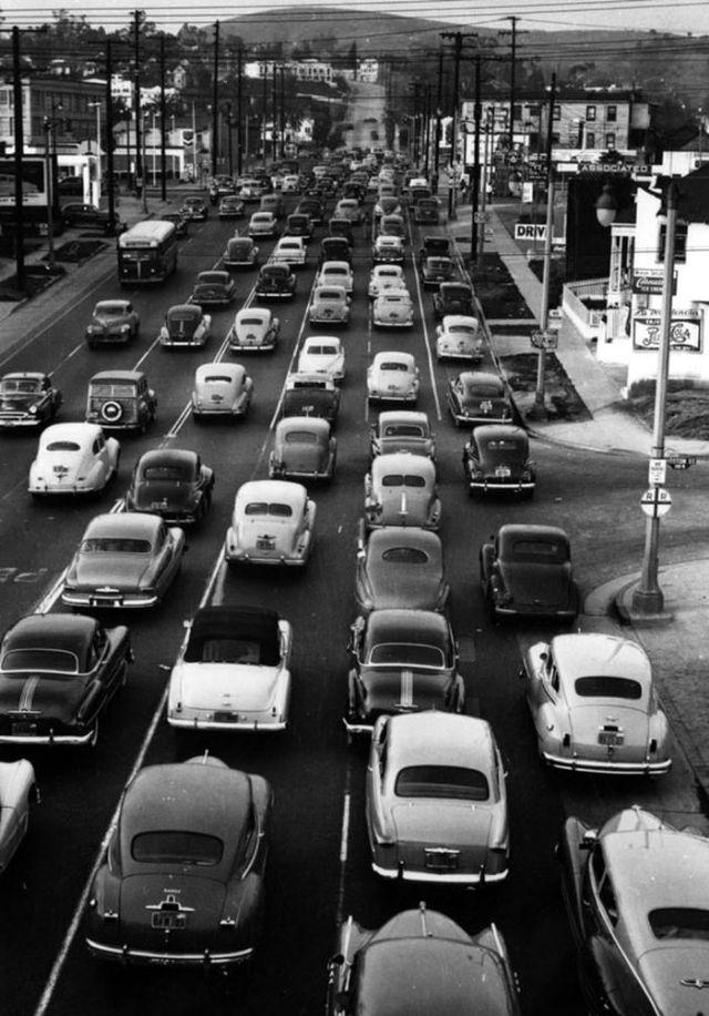 Лос-Анджелес, 1950