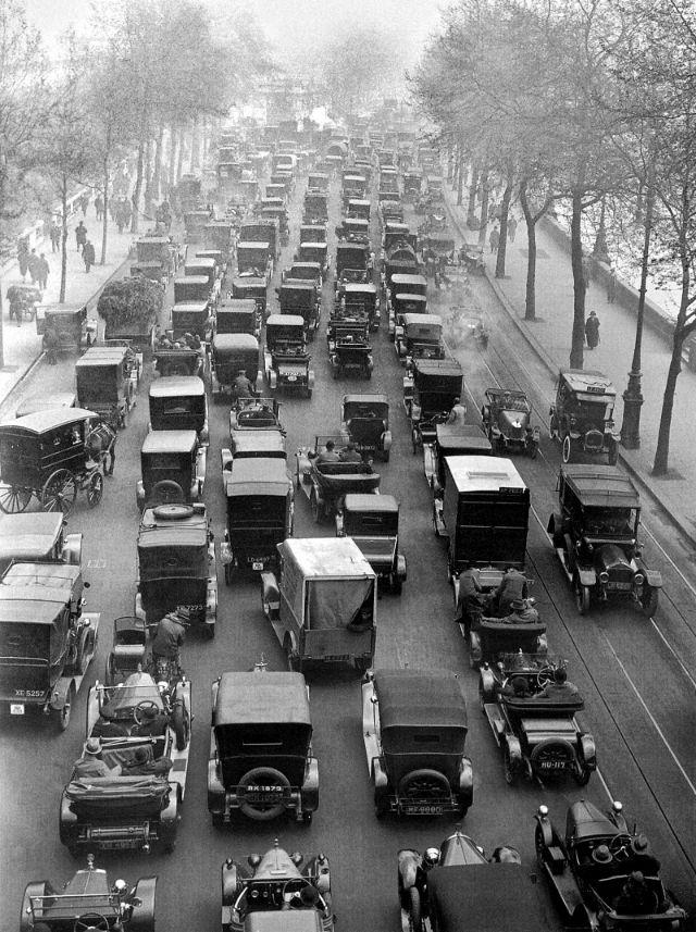 Набережная, Лондон, 1926
