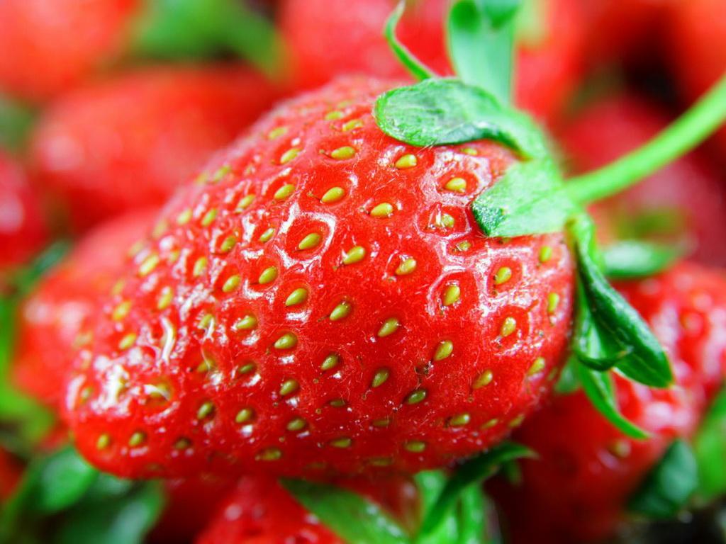 Идеальные продукты для здоровой кожи