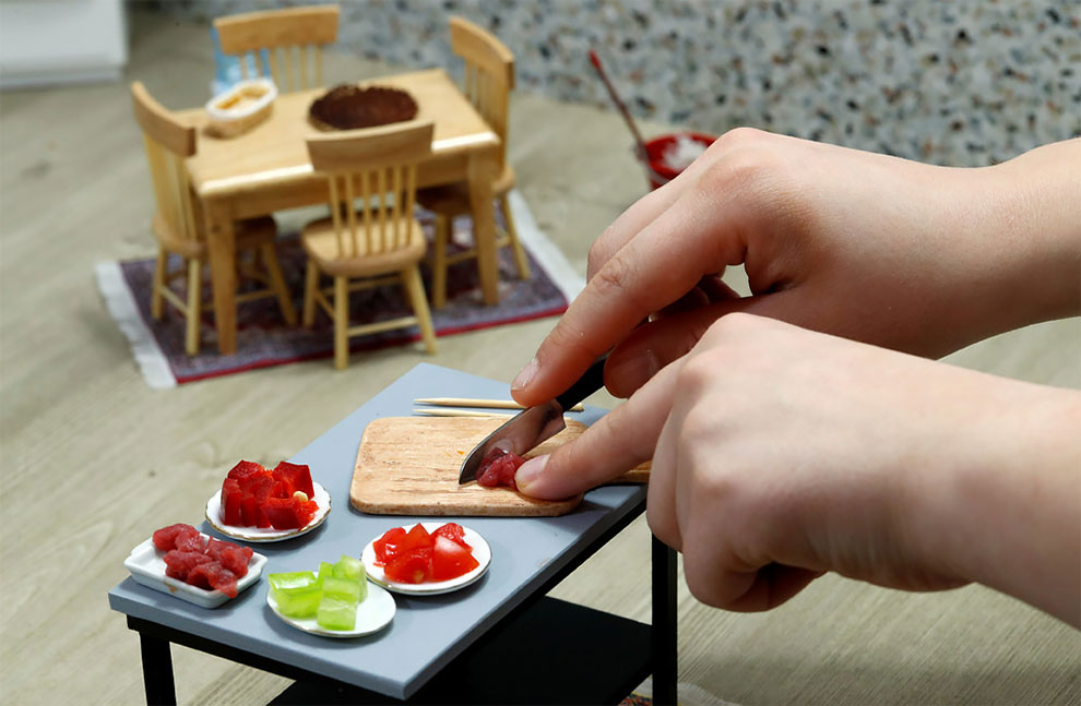 «Турецкая кухня в миниатюре» от супругов из Турции