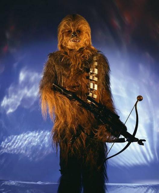 Редкие фотографии из «Звездных войн: Возвращение джедая»