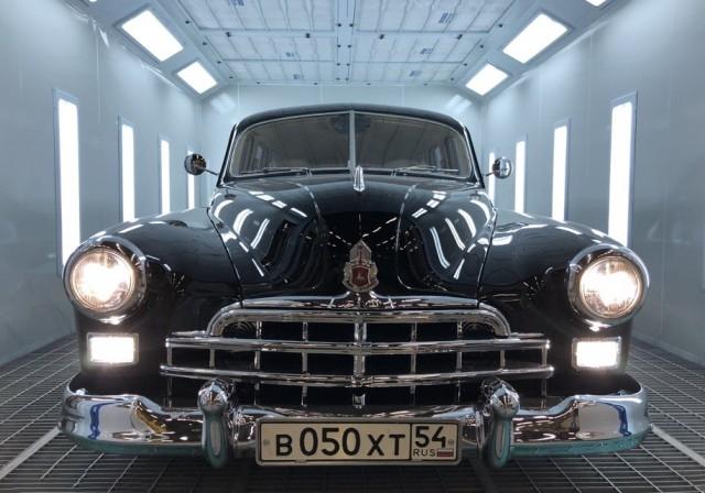 Советский ГАЗ-12 ЗИМ в 20 миллионов рублей