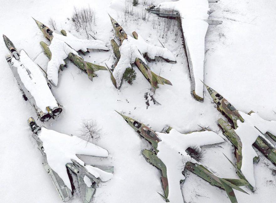 Россия с высоты: фотографии с высоты птичьего полета Александра Мурашкина