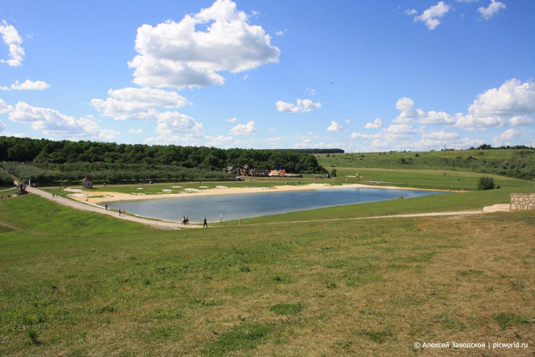 Сафари-парк «Кудыкина гора» в Липецкой области