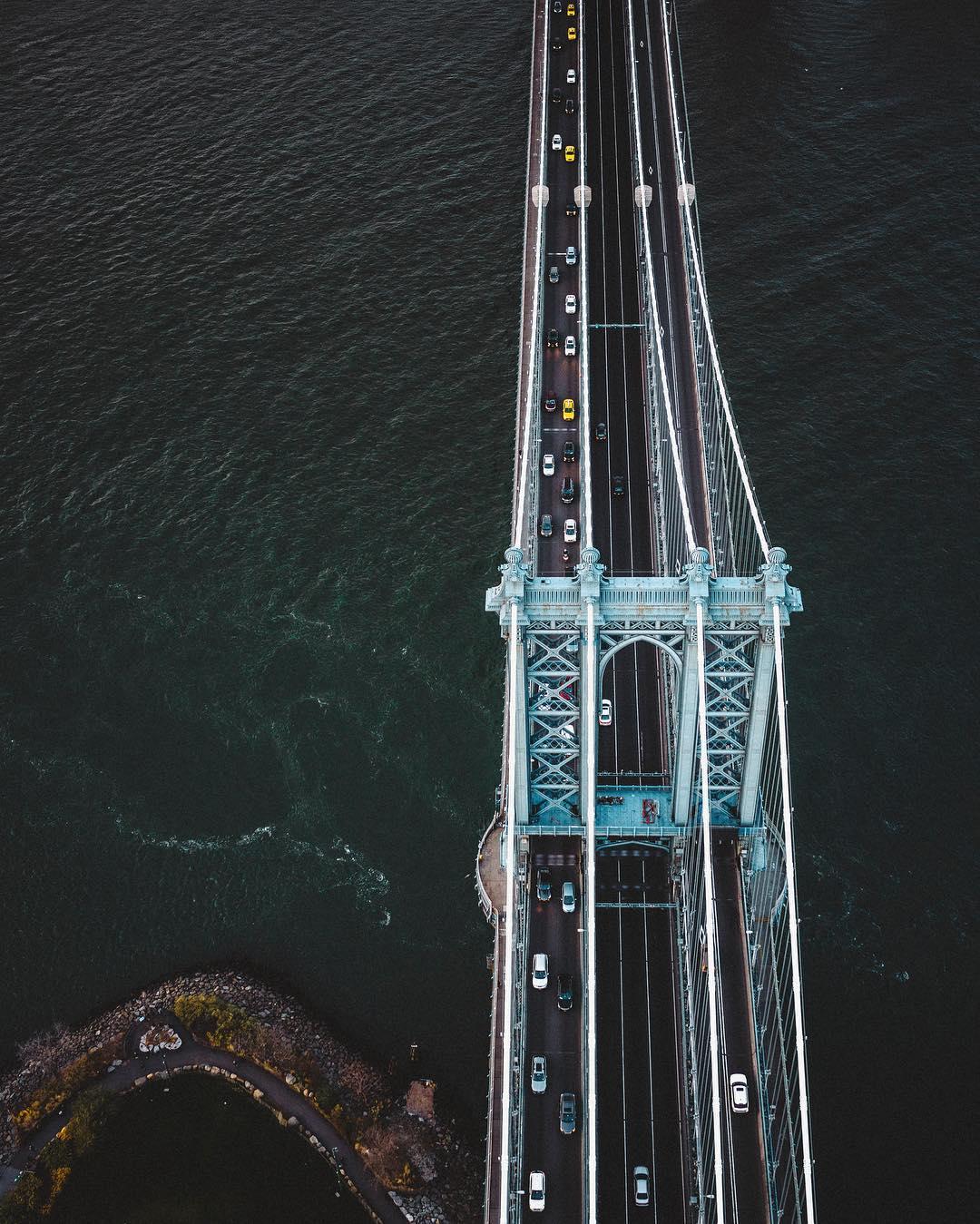 Потрясающие городские снимки улиц США