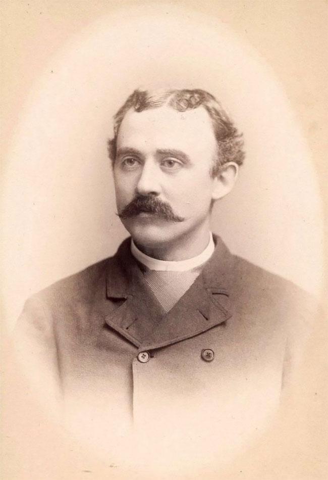 Растительность на лице у мужчин 19 века