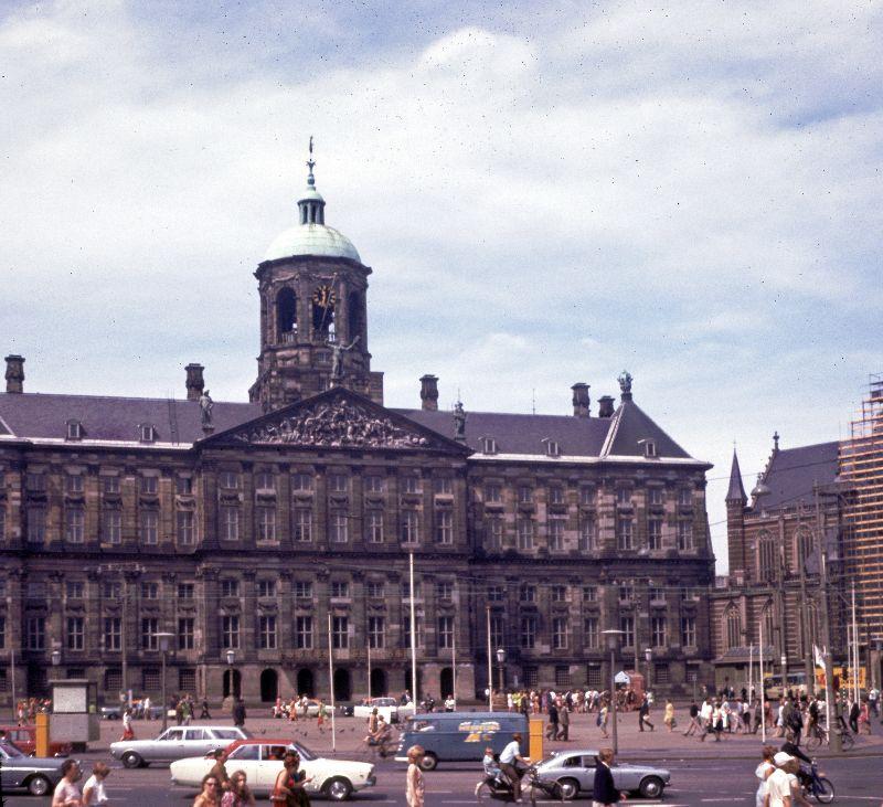 Фотографии Европы в 1968 году в объективе американского студента