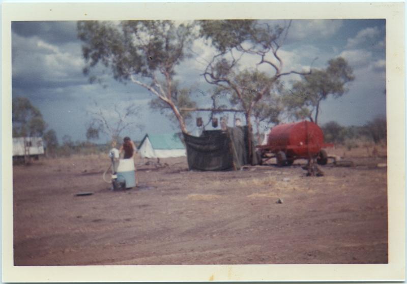 40 редких цветных фотографий австралийского Кунунарра в первые дни основания города