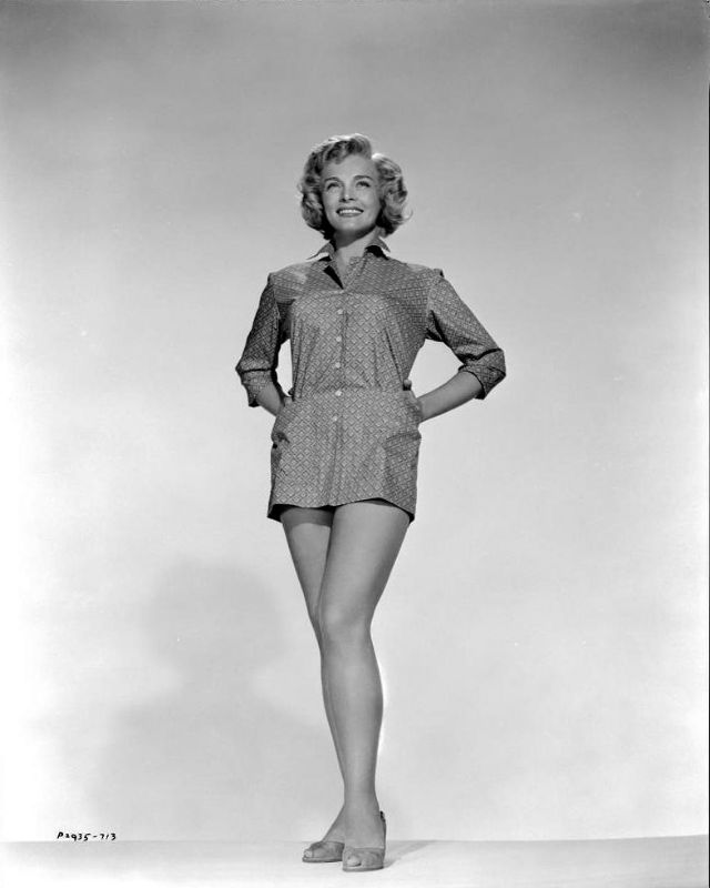 Лизабет Скотт: самое красивое лицо нуара 1940-50-х годов