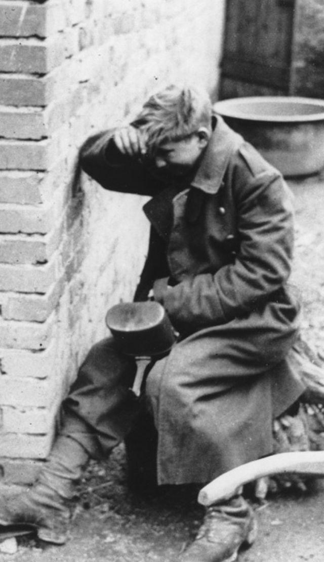 Ханс-Георг Хенке: Когда слёзы говорят больше чем слова