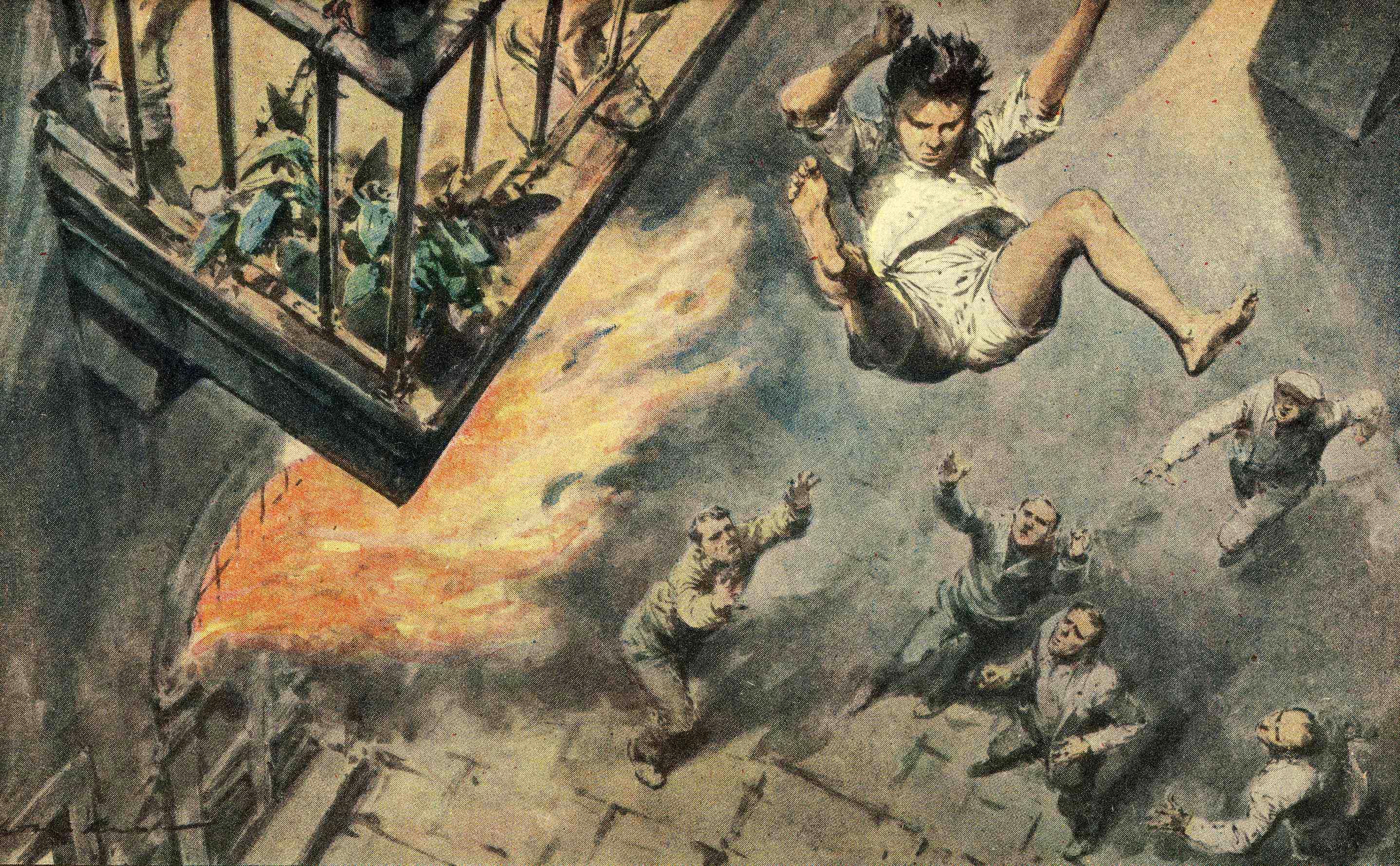 Чувственные иллюстрации Вальтера Молино