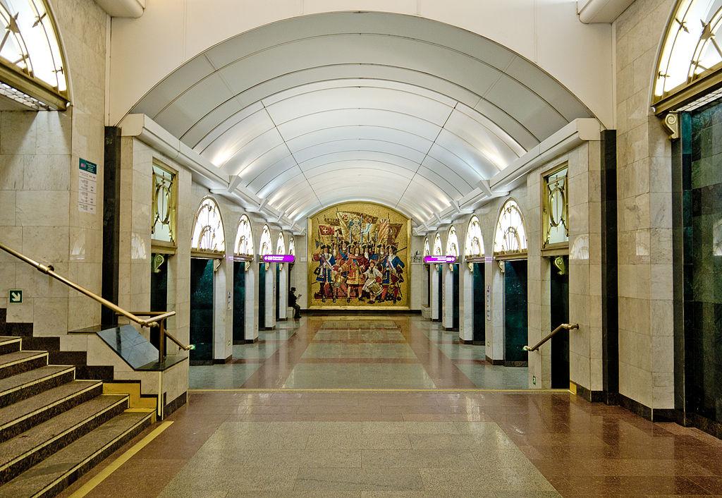 Станция «Звенигородская»