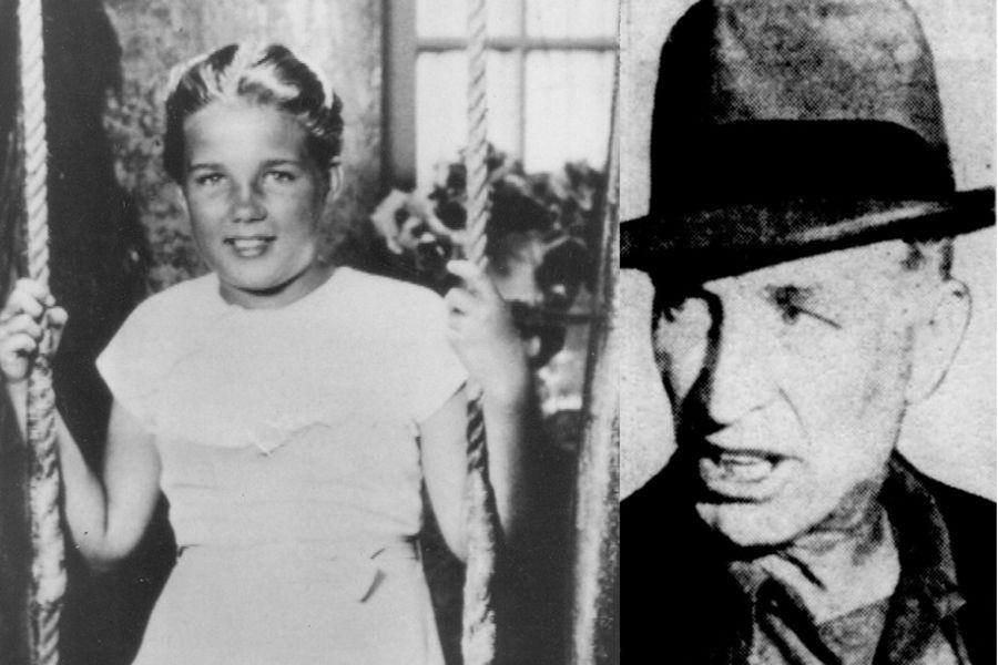Салли Хорнер и похититель Фрэнк Ласалль