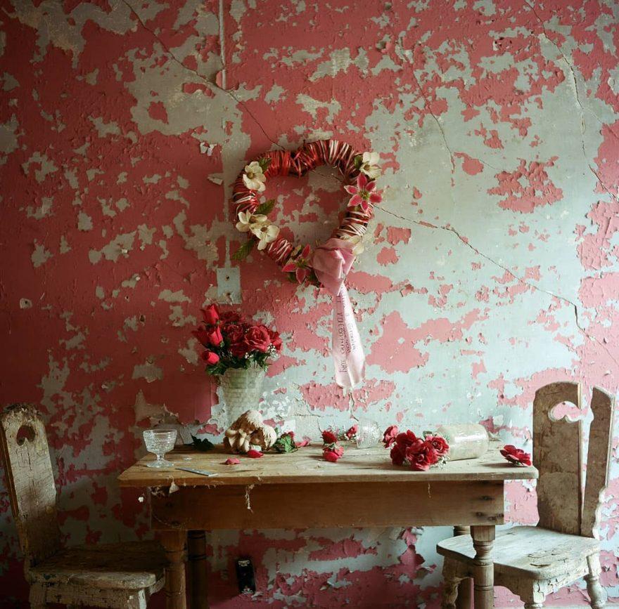 Заброшенные дома на снимках Брайана Сансиверо