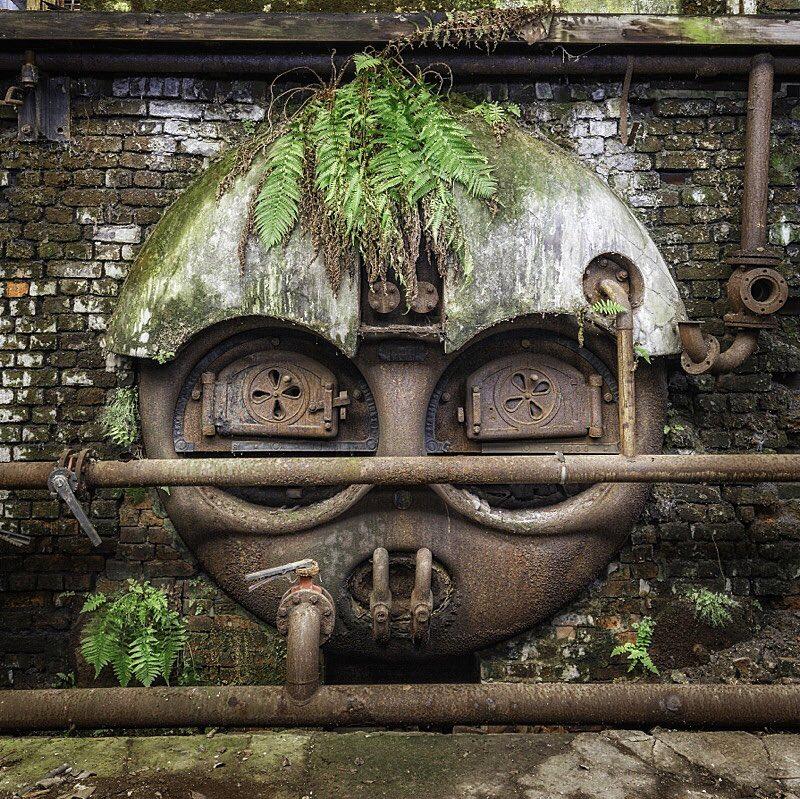 «Urban exploration»: заброшенные места Германии