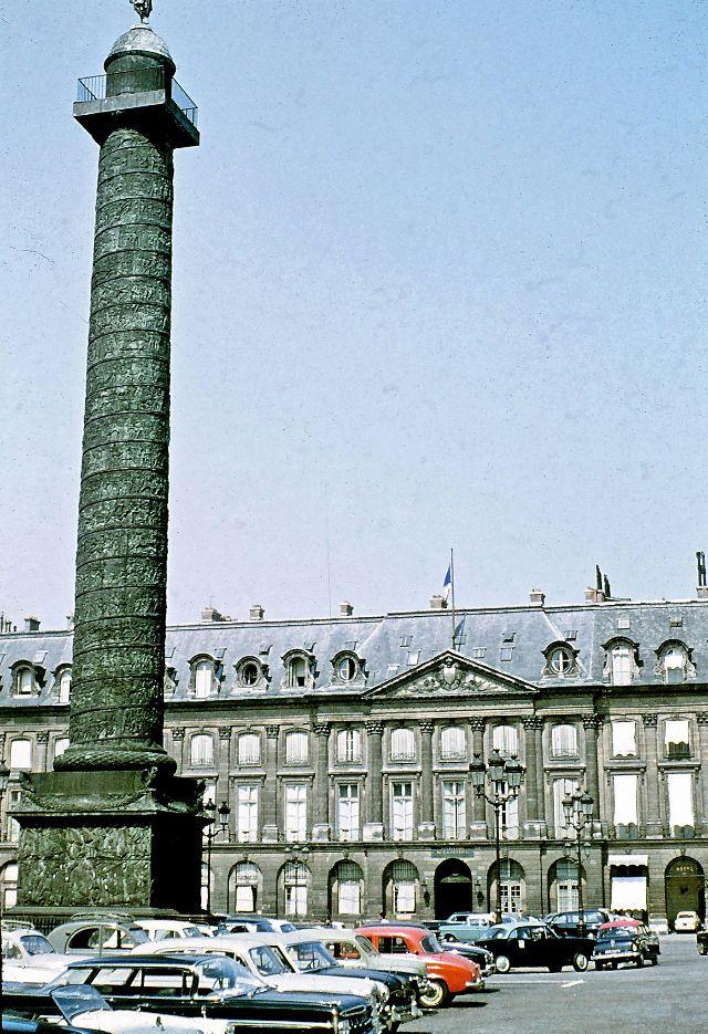 Захватывающие фотографии Парижа в 1959 году