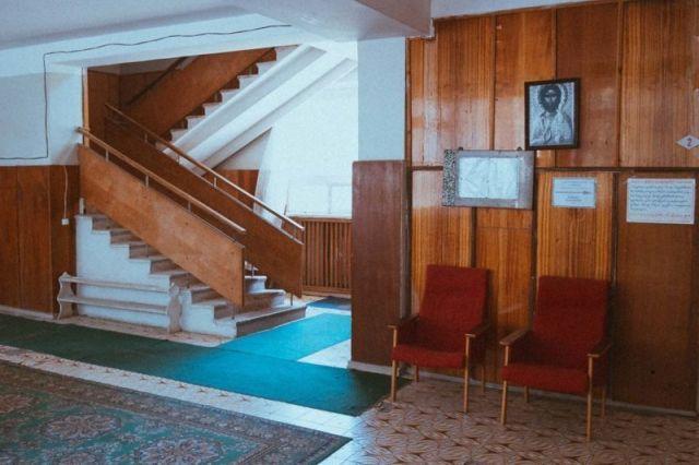 Интерьеры советской эпохи
