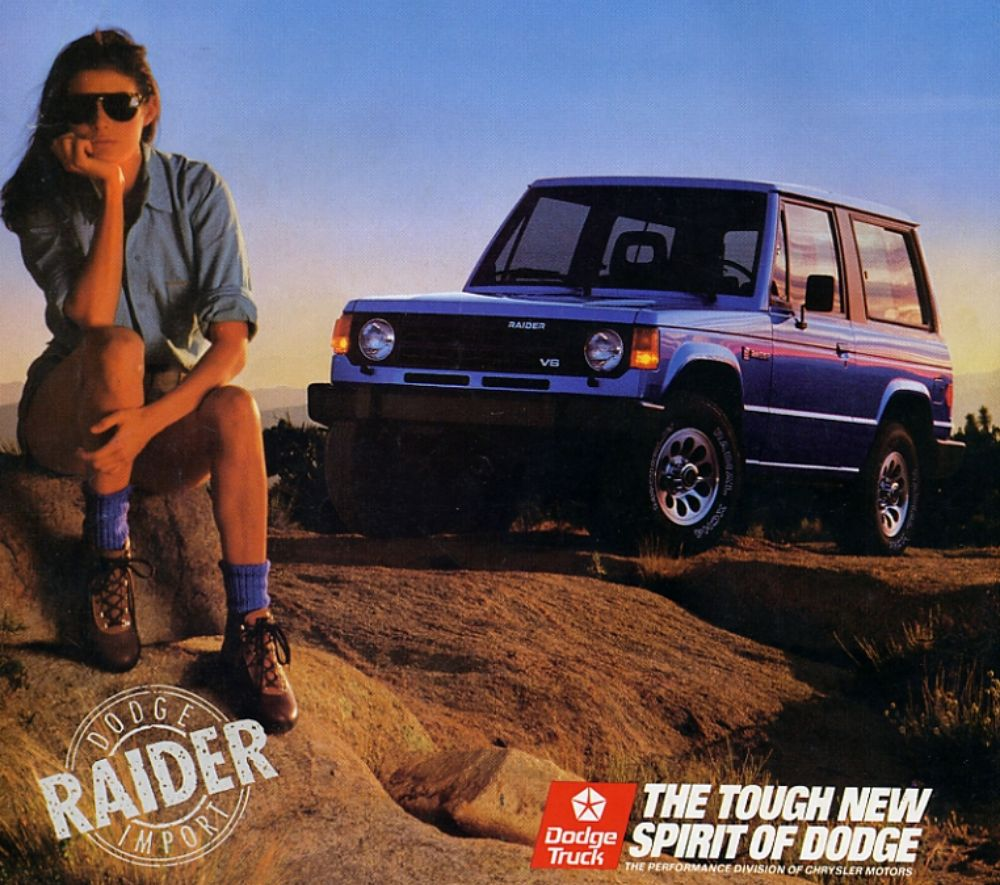 Dodge Raider (1987-1989)