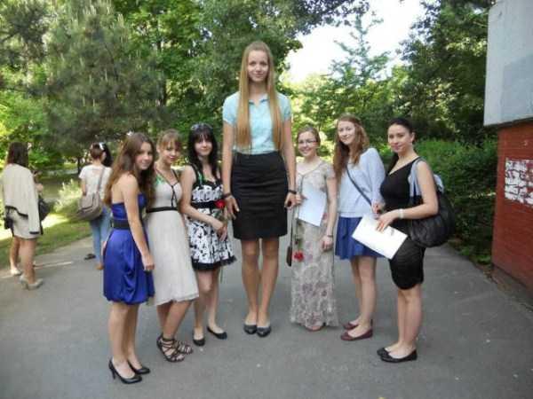 Гигантские девушки