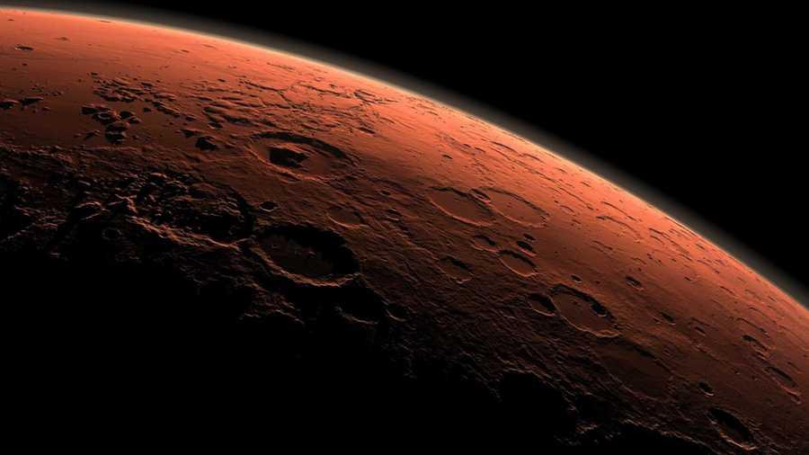 Как погибла жизнь на Марсе