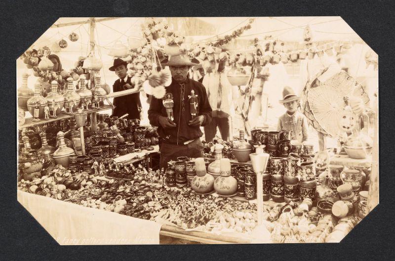 Удивительные фотографии повседневной жизни Мексики в 1902 году