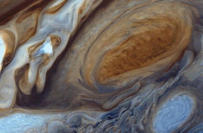 Интересные факты о Юпитере