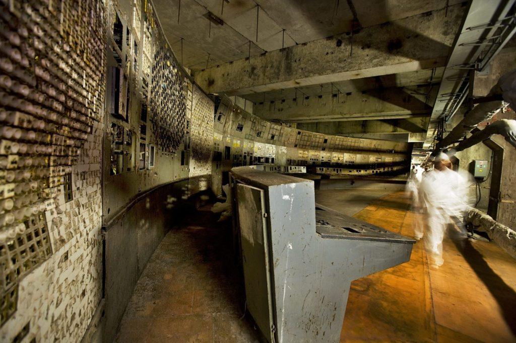 Тени Чернобыля: новые снимки последствий катастрофы