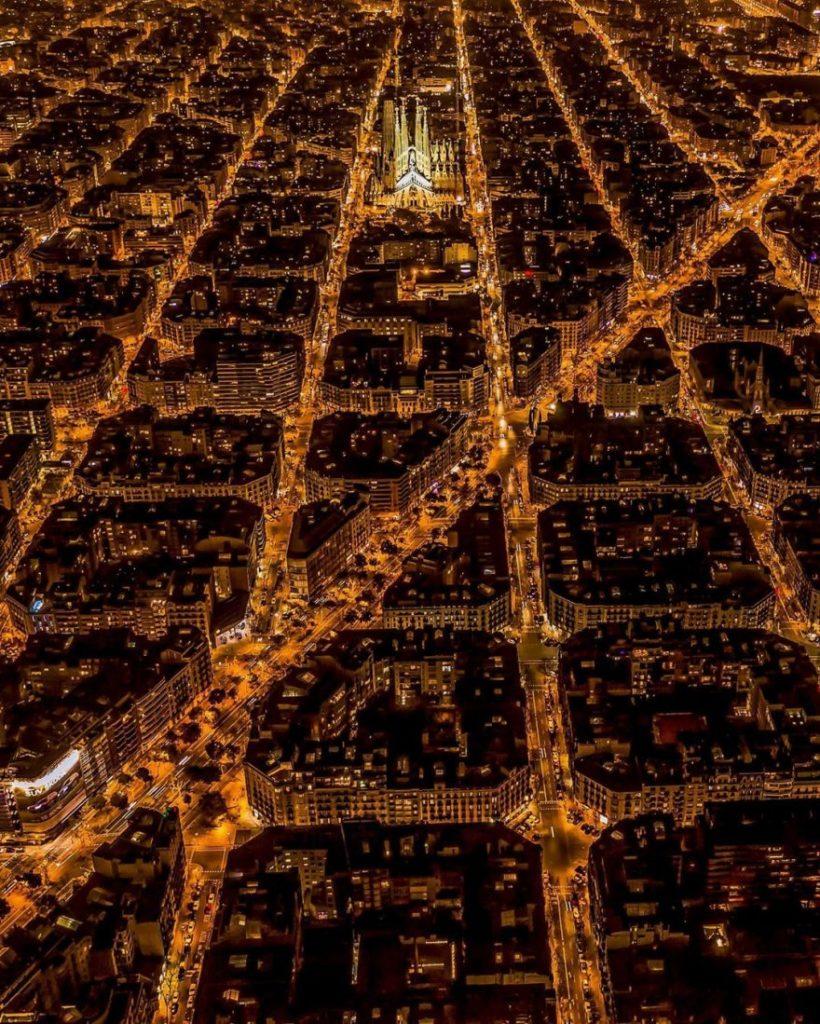 Европа сверху: поразительные фотографии с беспилотника