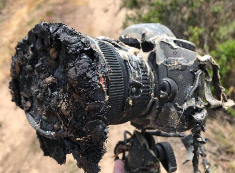 SpaceX Falcon 9 Илона Маска после запуска уничтожил Canon