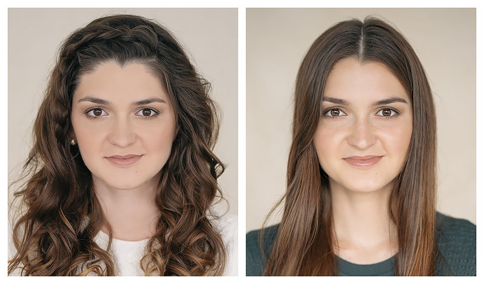 До и после: литовский фотограф показал, как материнство меняет женщин