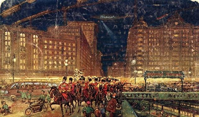 Москва как её видели художники в царской России