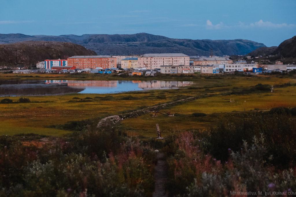 Село Териберка 2019